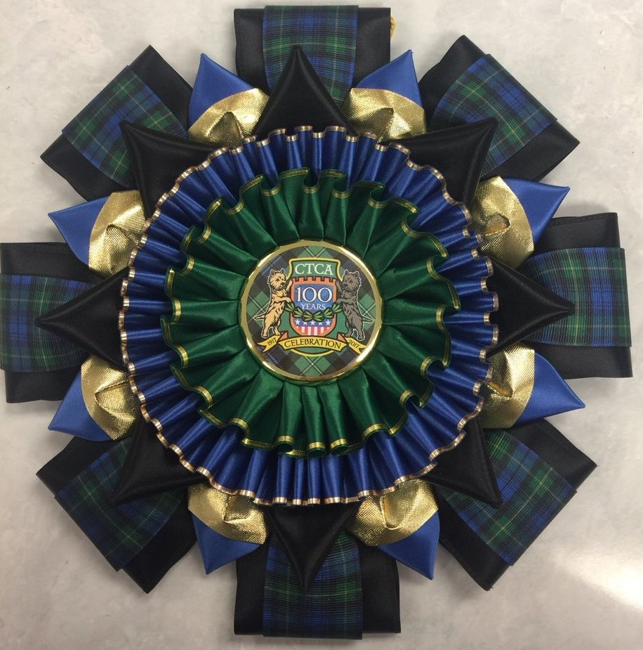10T-7 blue & emerald with gold edge pleating