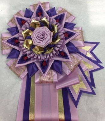 CDNC - lavender, purple w/ optional flags & folds