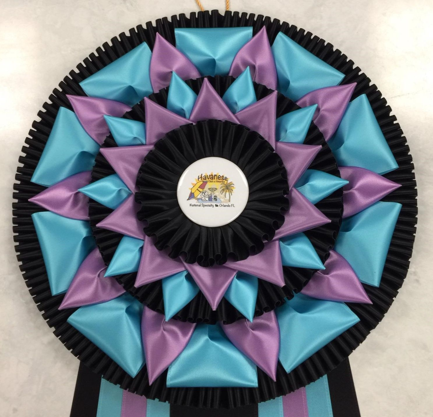 Color button - Havanese